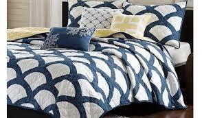 bedding set favored navy blue and white king comforter sets