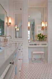 White Bathroom Design Ideas by Fine Traditional White Bathroom Ideas Designs Modern Double Sink