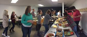 thanksgiving potluck food list 3 birds marketing 3 birds supports table nc for second year with