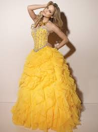 ball gown yellow gown and dress gallery