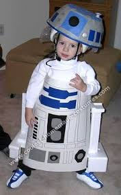 Halloween Costume Star Wars Coolest R2d2 Costume Idea Diy Instructions Star Wars