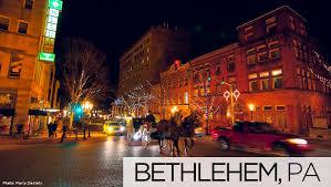 bethlehem pennsylvania christmas lights city of bethlehem