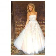 Wedding Dress Uk Lace Appliques Wedding Dresses Uk Free Shipping Instyledress Co Uk
