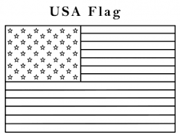 coloring pages american flag american flag coloring page kindergarten free printable coloring