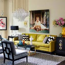Best Yellow Sofa Images On Pinterest Modern Sofa Yellow Sofa - Colorful living room sets