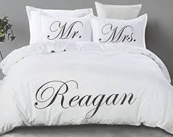 Custom Bed Linens - personalized bedding etsy