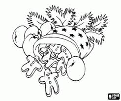 christmas ornaments coloring pages printable games 2