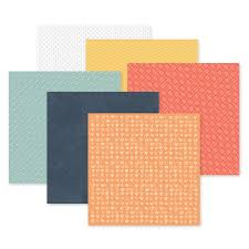 Scrapbook Paper Packs Designer Paper Packs Papers Embellishments Shop Cm