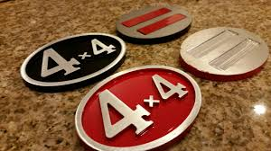 lexus lx450 emblems aluminum fj45 tailgate badges bh3d printing