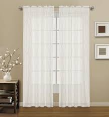 White Lace Valance Curtains Florence Lace Valance Rod Pocket Lace Panel U2013 Marburn Curtains