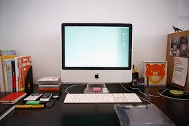 Clean Computer Desk Want More Self Control Clean Your Office A Life Of Productivity