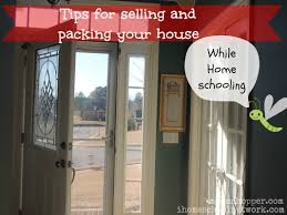 tips for selling your house while homeschooling mommahopper