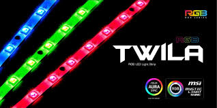 rgb led light strips reeven announces the twila rgb led strips techpowerup