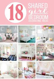 girls bedroom ideas best 25 girls shared bedrooms ideas on pinterest twin room