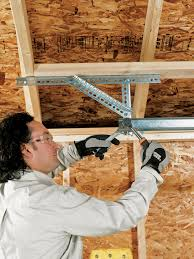 overhead garage door manual installing an overhead garage door this step will vary among