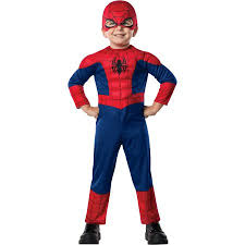 Toddler Costume Ultimate Spiderman Toddler Costume Walmart Com