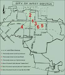west covina ca map west covina growth city of west covina
