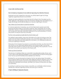 6 how to create a resume cover letter riobrazil blog