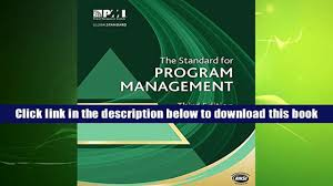 pmbok guide fifth edition download free download the standard for program management project