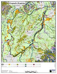 Soil Maps Friends Of French Prairie