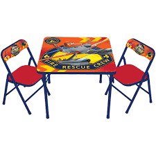 disney disney collection disney planes fire rescue activity table set