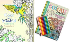 colouring books grown ups books entertainment