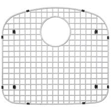 Blanco Stainless Steel Sink Grid For Wave Kitchen Sinks - Kitchen sink grid