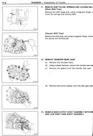 free download parts manuals 1996 toyota land cruiser parking system toyota land cruiser lj70 service repair manual pdf online download
