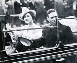 king george vi um today u of m archives releases historical film of 1939 royal