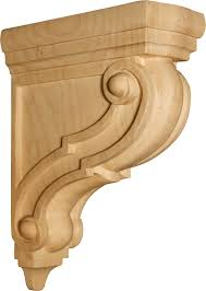 Unfinished Wood Corbels Decorative Wood Corbels And Brackets Solid Decorative Wooden