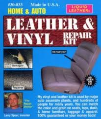 How To Repair Leather Chair Tear Leather And Vinyl Repair Kit Free Liquid Stitch
