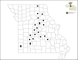 Mizzou Campus Map Grow Well Missouri Interdisciplinary Center For Food Security At