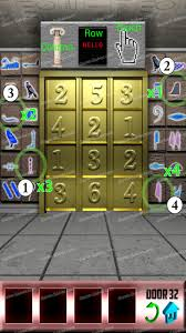 100 rooms and doors horror escape level 6 newhairstylesformen2014 100 doors x level 31 game solver