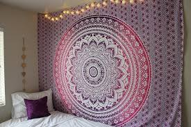 Bedroom Tapestry Wall Hangings Amazon Com Hippie Tapestries Mandala Tapestries Wall Hanging