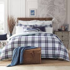Surfing Bedding Sets Hilfiger Surf Plaid 3 Comforter Set Free Shipping