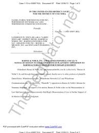 parisi v sinclair b u0026n motion to strike 77 memorandum in