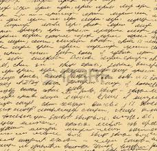 seamless background with handwritten letter royalty free cliparts