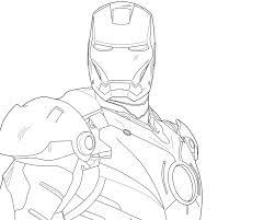 drawing of iron man how to draw tony stark robert downey jr iron