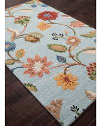 Jaipur Area Rugs Amazing Deal On Jaipur Rugs Blue Garden Indoor Area Rug