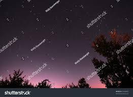 polaris star time lapse image stars rotating around stock photo 27936833