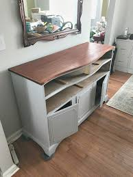 painted buffet 100 room challenge 4 u2022 sweet parrish place