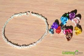How To Make Jewelry Beads At Home - easy homemade jewelry ideas how to make a charm bracelet with