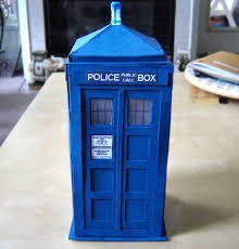 Tardis Bookcase For Sale How To Make A Tardis Model 10 Steps With Pictures