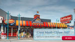 Breakfast Buffet Niagara Falls by Family Restaurant Clifton Hill Niagara Falls Canada