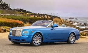 rolls royce drophead interior rolls royce phantom drophead coupé waterspeed collection arrives