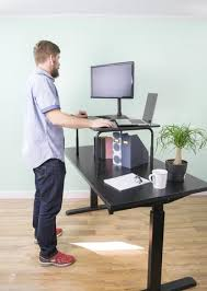Standing Sitting Desk Get The Most Out Of Your Standing Desk Vivous