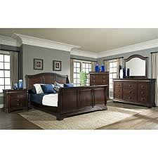 King Sleigh Bed Elements Conley 6 King Sleigh Bedroom Set