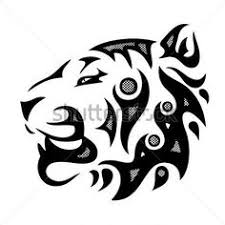 image detail for tiger head tribal car truck window decal sticker