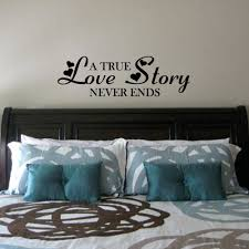 fox hill trading a true love story never ends vinyl wall decal a true love story never ends vinyl wall decal
