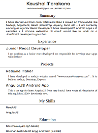 where can i make a resume for free where can you make a resume for free quora